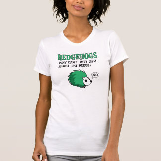 Hedgehogs Don t Share funny graphic tshirt