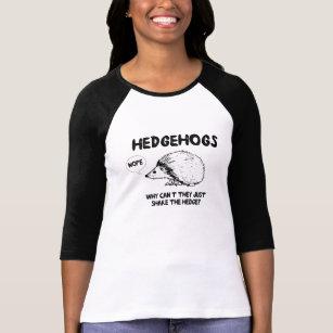 014e41939 Hedgehogs Dont Share T-Shirt