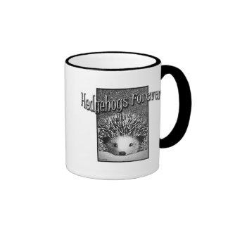 Hedgehogs Forever Mug