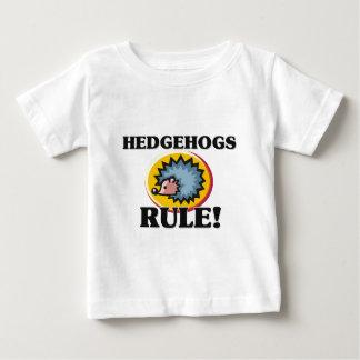 HEDGEHOGS Rule! Baby T-Shirt
