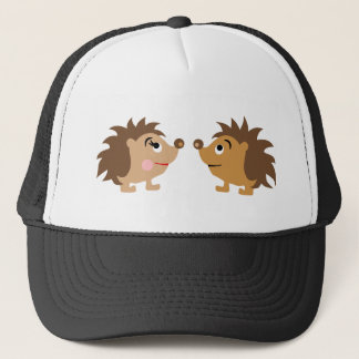 hedgehogsB3 Trucker Hat