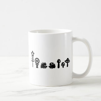 HedgehogSilhouetteAll Coffee Mug