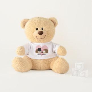 Hedgehugs and Kisses Teddy Bear