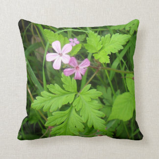Hedgerow Delight Throw Cushion