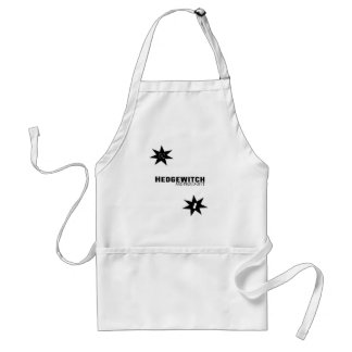 Hedgewitch and Proud of It Adult Apron