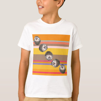 Hedgie Downhill Roll T-Shirt