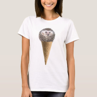 Hedgie Scoop T-Shirt