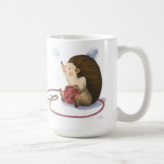 Hedgy the Hedgehog Coffee Mug