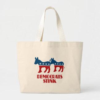 Hedor de Demócratas Bolsa