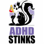 Hedores de ADHD Escultura Fotográfica