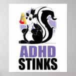 Hedores de ADHD Impresiones