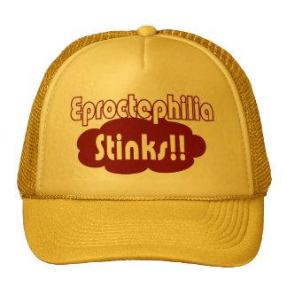 ¡Hedores de Eproctophilia!! Gorra