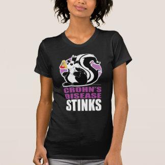 Hedores de la enfermedad de Crohn Camisetas
