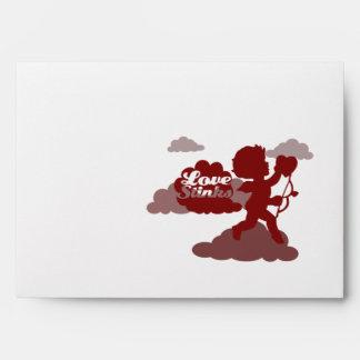 hedores del amor del Cupid del día de las anti-tar