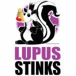 Hedores del lupus esculturas fotograficas