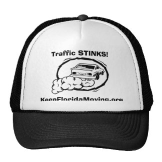 ¡HEDORES del tráfico! gorra