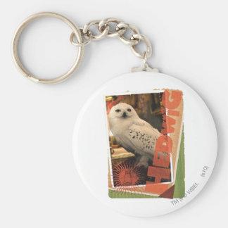 Hedwig 1 key chain
