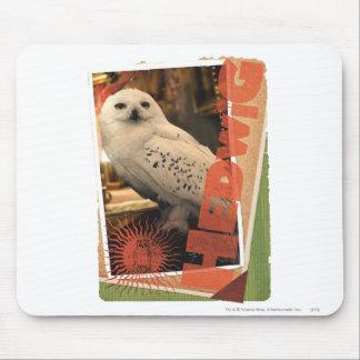 Hedwig 1 mousepad