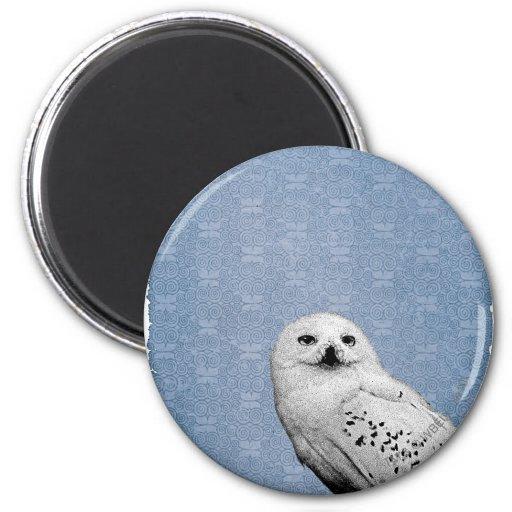 Hedwig 2 imanes de nevera