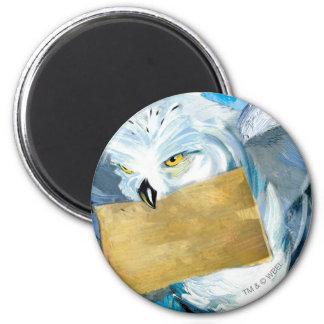 Hedwig 2 Inch Round Magnet