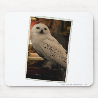 Hedwig 3 mouse pad