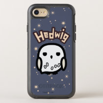 Hedwig Cartoon Character Art OtterBox Symmetry iPhone 8/7 Case