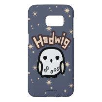 Hedwig Cartoon Character Art Samsung Galaxy S7 Case