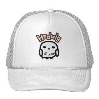 Hedwig Cartoon Character Art Trucker Hat