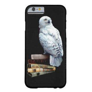 Hedwig en los libros funda de iPhone 6 barely there