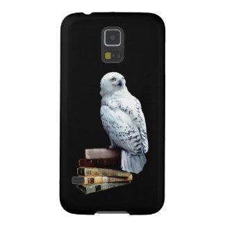 Hedwig en los libros fundas de galaxy s5
