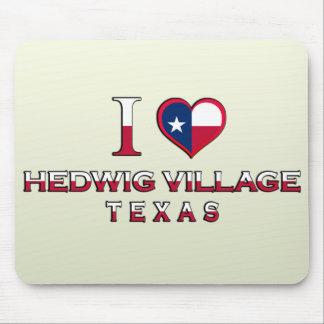 Hedwig Village Texas Mousepads
