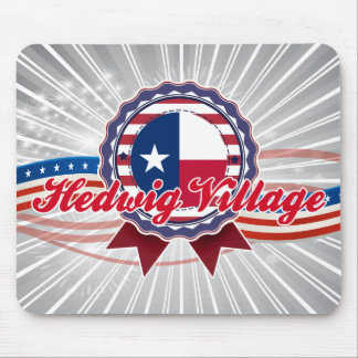 Hedwig Village TX Mouse Pads