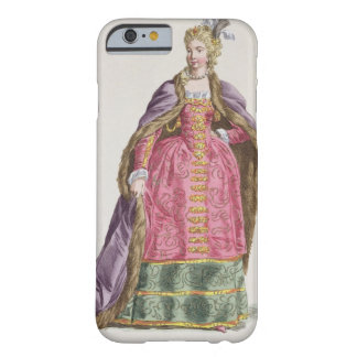 Hedwige, marqués d'Arquien (a 1373-99) reinas de Funda Para iPhone 6 Barely There
