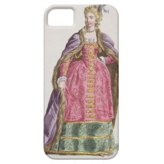 Hedwige, marqués d'Arquien (a 1373-99) reinas de iPhone 5 Fundas