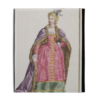 Hedwige, Marquise d'Arquien (1373-99) Queen of Pol iPad Case