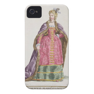 Hedwige, Marquise d'Arquien (1373-99) Queen of Pol iPhone 4 Case-Mate Cases