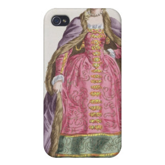 Hedwige, Marquise d'Arquien (1373-99) Queen of Pol iPhone 4/4S Cases