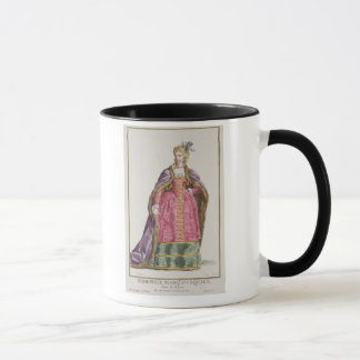 Hedwige, Marquise d'Arquien (1373-99) Queen of Pol Mug