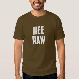 HEE, HAW POLERAS