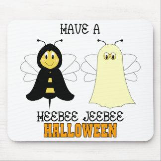 HeeBee JeeBee Halloween Mousepad
