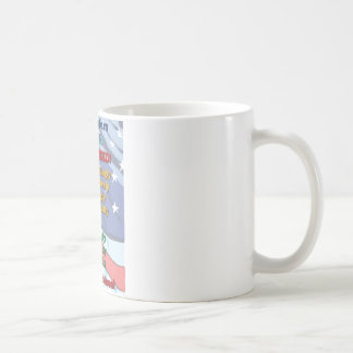 Heed our voices and Snap to it Classic White Coffee Mug
