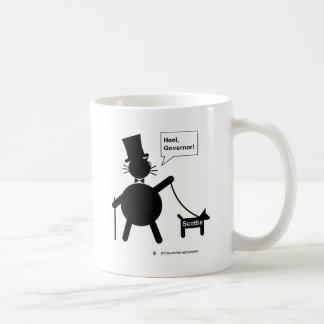 Heel Classic White Coffee Mug