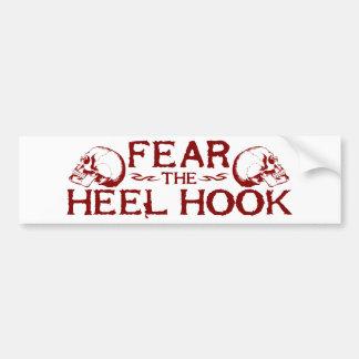 Heel Hook Bumper Sticker
