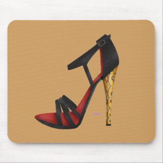 Heeled Evening Sandal Non - Slip Mouse Pad