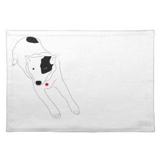 Heeler Cattle Dog Placemat
