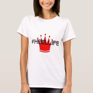 #HeelLife Crown Glory T-Shirt