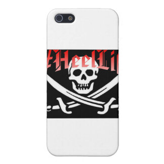 #HeelLife Skull iPhone SE/5/5s Cover