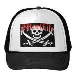 #HeelLife Skull Mesh Hat