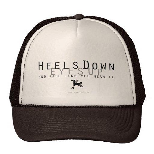 Heels Down Hats