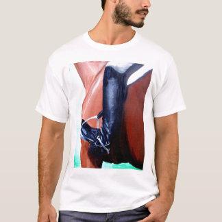 Heels Down!!! T-Shirt